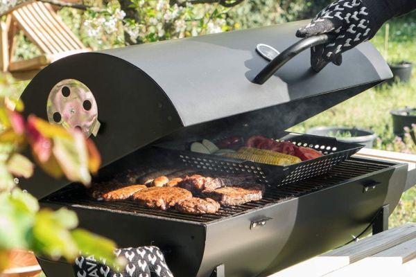 Le panier de cuisson pour barbecue