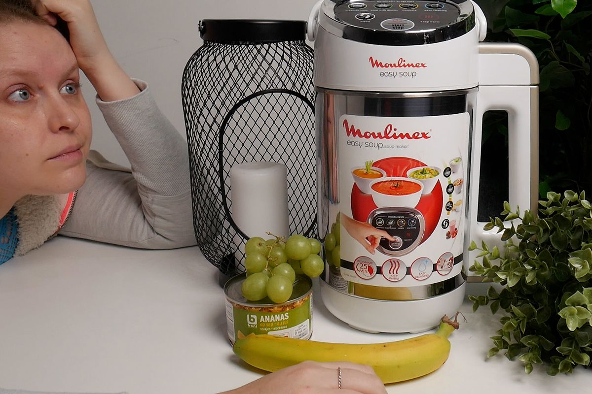 Moulinex Easy Soup