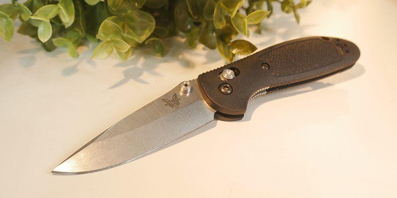 Benchmade Mini Griptilian 556