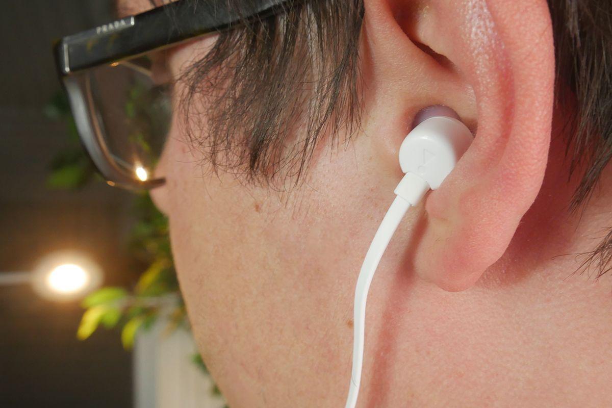 Écouteurs Filaires
