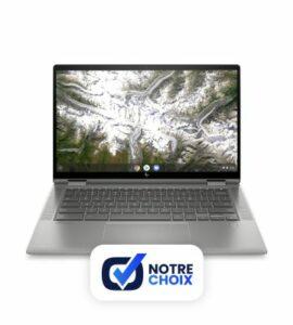 HP Chromebook x360 14c - NC