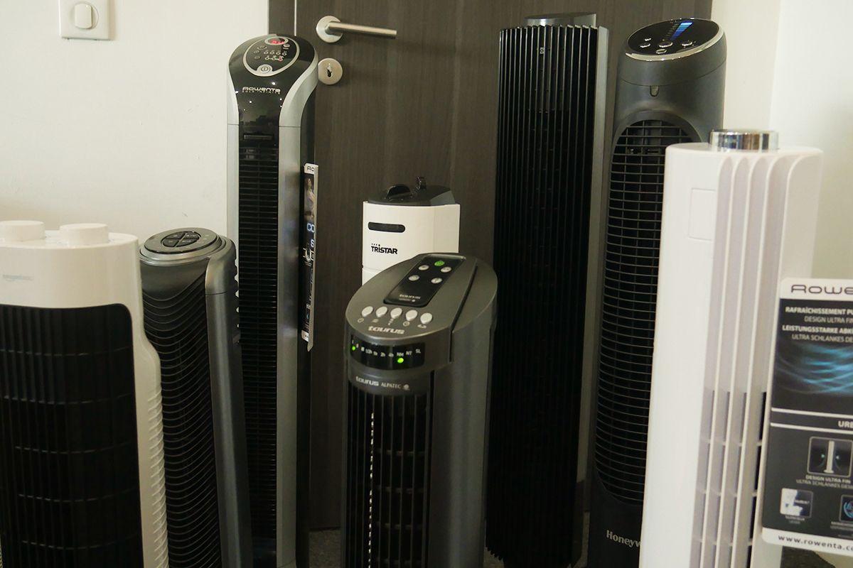 Ventilateurs Colonne