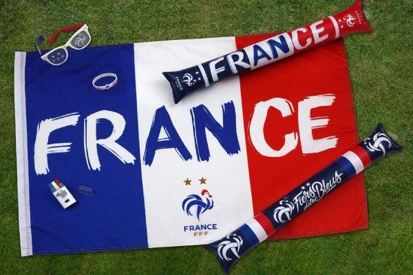 kit supporter france