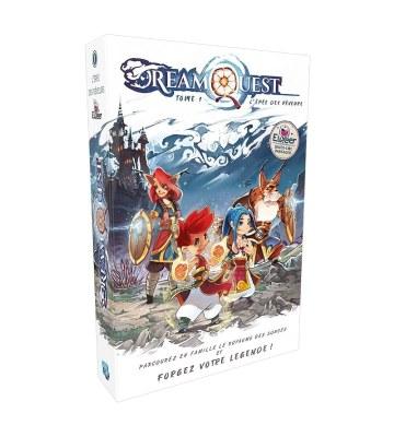 Dream Quest - Tome 1 - L'Épée des Rêveurs