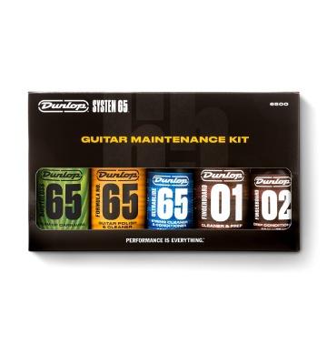 Dunlop Guitar Maintenance Kit