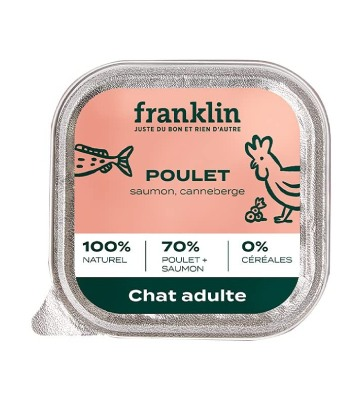 Franklin Pet Food (32 x 100 g)