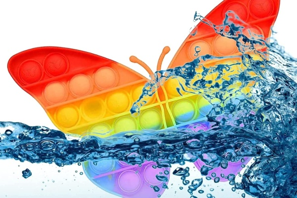 Le Fidget Toy de Aurstore Papillon