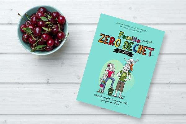 Livre Famille zéro déchet, Ze guide