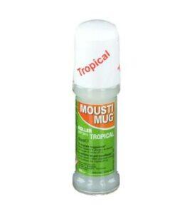 Moustimug Tropical Roller DEET 30%