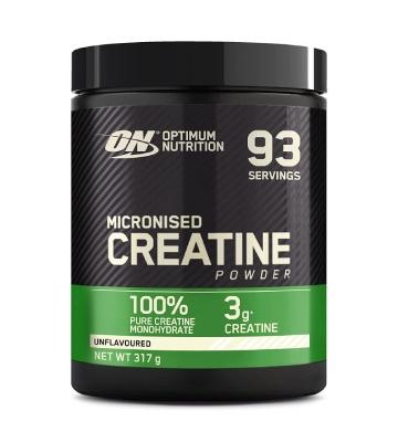 Optimum Nutrition Micronised Creatine Monohydrate (317 g)