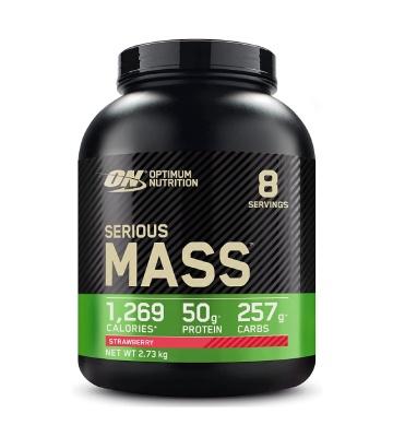 Optimum Nutrition Serious Mass (2,73 kg)