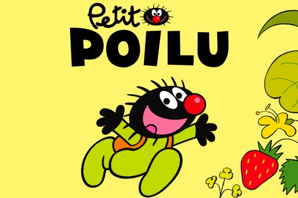 Petit Poilu Tome 14 En piste les andouilles -1
