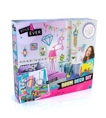 Room Deco DIY de Canal Toys