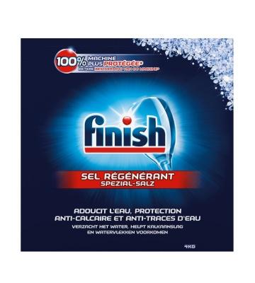 Finish Sel Régénérant ( 3 x 4 kg)