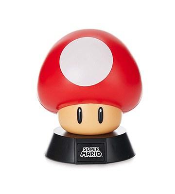 La lampe 3D multicolore de Super Mario