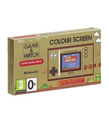 Le Game & Watch Super Mario Bros. de Nintendo
