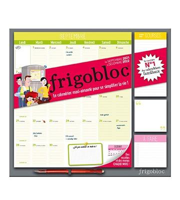 Le calendrier familial aimanté de Play Bac