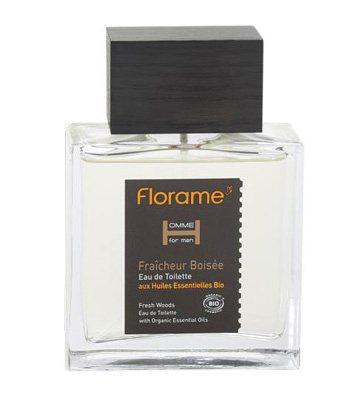 Le parfum Fraîcheur Boisée de Florame