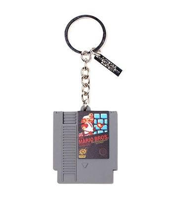 Le porte-clés cartouche de Nintendo