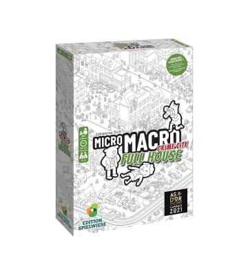 Micro Macro Crime City 2 - Full House