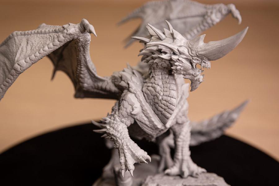 Dragon SLA Elegoo