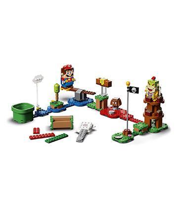 Pack de Démarrage Les Aventures de Mario de LEGO