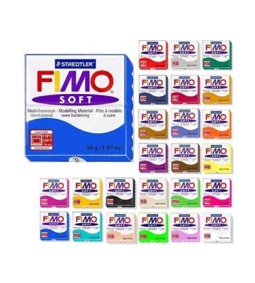 Steadtler 12 blocs de pâte Fimo