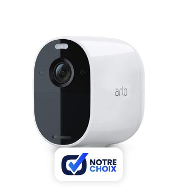 Arlo Essential Spotlight Camera