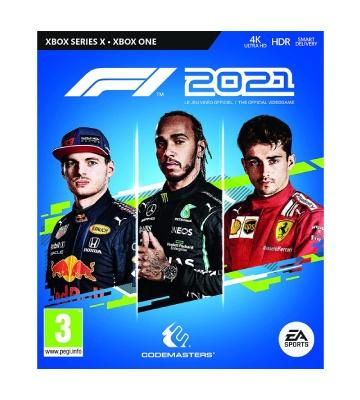 F1 2021 Xbox