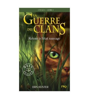 La Guerre des Clans, d'Erin Hunter (2007)