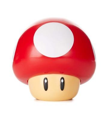 La lampe 3D champignon de Super Mario