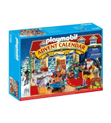 Le calendrier de l'Avent Boutique de jouets de Playmobil