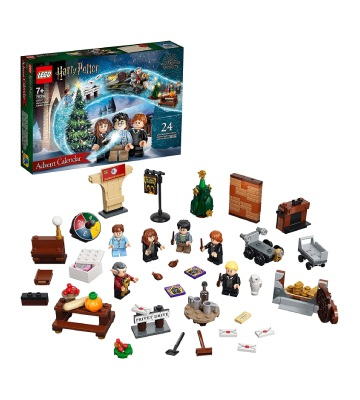 Le calendrier de l'Avent Lego Harry Potter