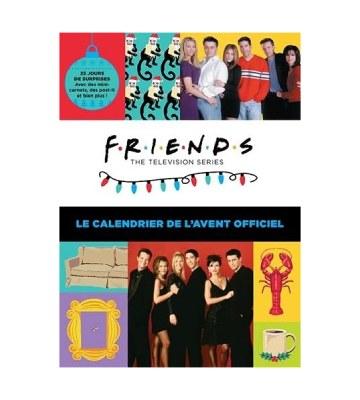 Le calendrier de l'Avent officiel Friends