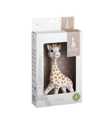 Le jouet Sophie la girafe de Vulli