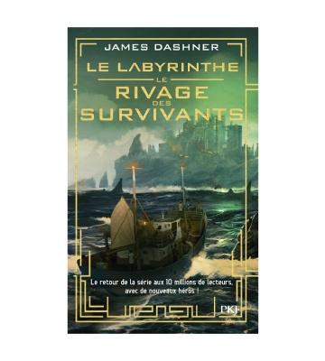 Le labyrinthe - Le rivage des survivants, de James Dashner (2021)